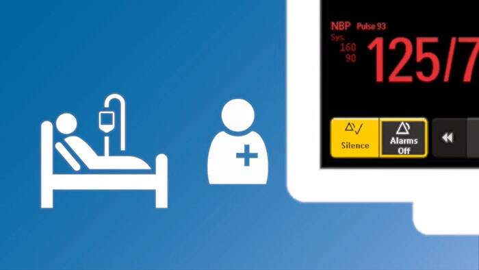 Philips alarm advisor video