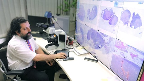 Raising the bar in global cancer care with digital pathology
